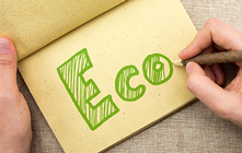 Carnets papier recyclé
