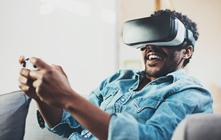 Casques de realité virtuelle