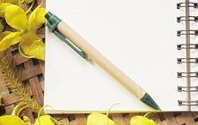 Duurzame pennen