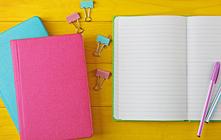 Goedkope notitieboekjes