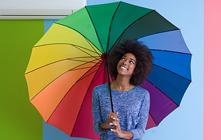 Grands parapluies