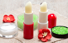 Hochwertige Lippenpflege