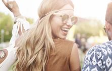 Party zonnebrillen
