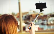Perches à selfies