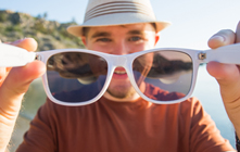 Promotie zonnebrillen