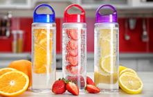 Verwertbare Wasserflaschen